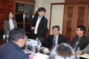 БНСУ-ын компаниудыг хүлээн авч уулзлаа.